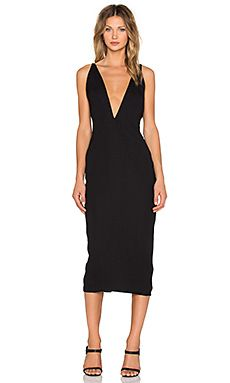 Maurie & Eve Cloe Dress in Black
