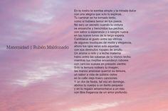 Poesía para mujeres embarazadas | Blog de BabyCenter