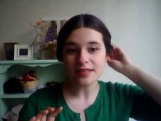 Mid-19th century/Civil War Hair Tutorial by Anna in Technicolor  Great tutorial!