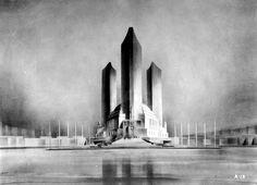 Alternate/Unbuilt classical architecture. - Alternate History Discussion Board