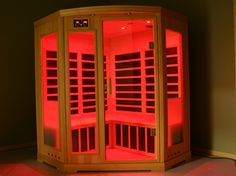 Color light therapy in your Finnleo Sauna