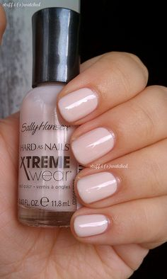 Sally Hansen Xtreme Wear Pearl Up