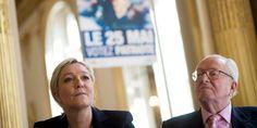 Marine Le Pen s'oppose à la candidature de Jean-Marie Le Pen à la présidence de la région PACA