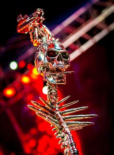Five Finger Death Punch.  ©2012 Steve Ziegelmeyer