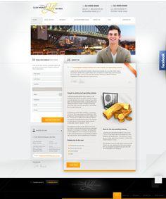 Cash World Gold Buyers - website