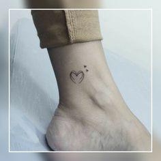 Cute Tiny heart tattoo Tattoos And Body Art heart tattoo designs Tiny Tattoos For Girls, Small Heart Tattoos, Heart Tattoo Designs, Tattoos For Daughters, Tattoos For Women Small, Mom Tattoos, Friend Tattoos, Wrist Tattoos, Tatoos