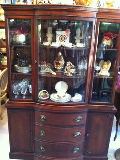 1940s china cabinet for living room   Chavez Alycia The Big break ...