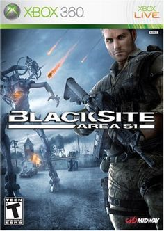 Blacksite Area 51  Xbox 360 Special -- Read more  at the image link. Note:It is Affiliate Link to Amazon.