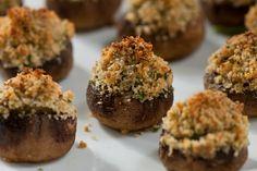 10 amazing stuffed mushroom recipes.