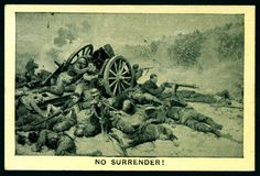 """The Champion boys comic """"Great War Deeds"""" (series of 32 issued in 1928) #8 No Surrender! - Isonzo River, October 1917"""