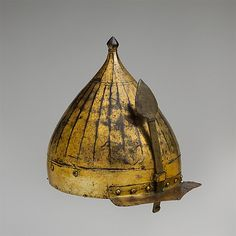Turkish helmet, 17th c.