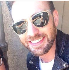 Chris Evans Selfie