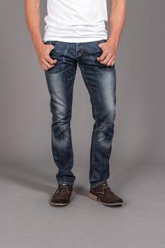 Worn Denim Men's Jeans.