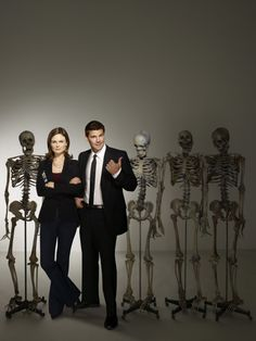 Bones | Brennan & Booth