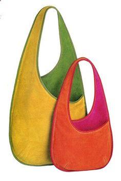 1970s body bag Más