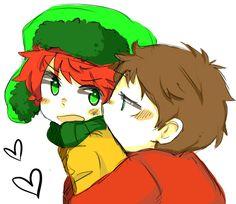 South Park ~ Cartman x Kyle