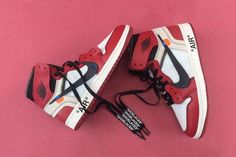 Here's How Much Virgil Abloh's OFF-WHITE x Air Jordan 1 Is Going to Cost You