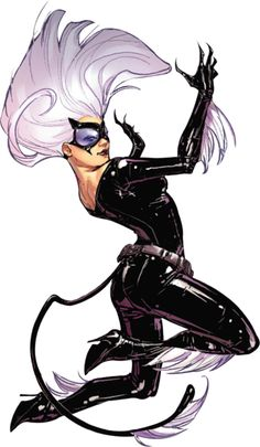 Black Cat by Sara Pichelli