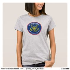 Presidential Fitness Test Winner T-Shirt