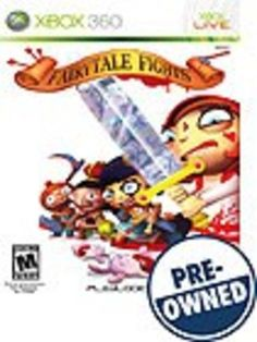 Fairytale Fights — PRE-Owned - Xbox 360, 813582010264