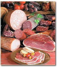 Italian meats