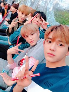 From left to right: Jungwoo , Doyoung , Taeyong and Lucas [ NCT U ] 엔시티 유 Winwin, Jaehyun, Nct 127, Lucas Nct, Jisung Nct, Nct Taeyong, Nct Dream, K Pop, Johnny Seo