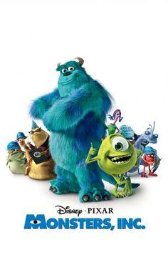 Monsters Inc. #peliculas #ninos #disney #pixar