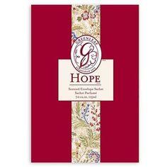 Greenleaf Large Scented Envelope Sachet - Hope