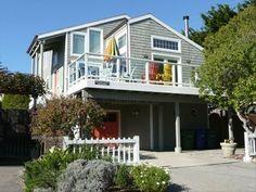 Santa Cruz Vacation Rental - VRBO 140439 - 4 BR Central Coast ...