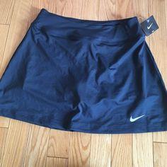 Tennis skirt Unused blue Nike tennis skirt tags still on Nike Other