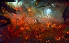War Fantasy Battlefield