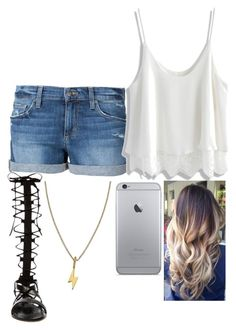 """Untitled #44"" by starry-night2021 ❤ liked on Polyvore featuring Joe's Jeans, Twig, Raye and Chicwish"