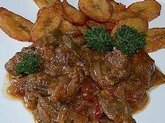 YASSA AU BOEUF recette du Sénegal 'tomates ail poivron gingembre moutarde oignon jus de citron viande de boeuf