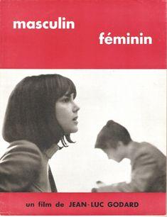 ゴダール /  男性・女性  '66フランス  My top10