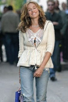 Carrie Bradshaw style highs & lows   Sex and the City fashion   Sarah Jessica Parker pics   Mobile