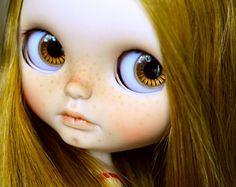 Muñeca Blythe Custom por la extraña muñeca (verano de país)