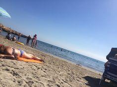 Playa Flamenca Beach in Spain