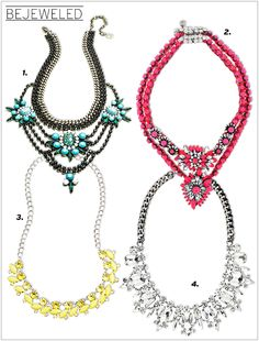 the best necklaces in every category!