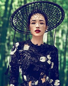 Harper's Bazaar China August 2015 | Shu Qi | Chen Man