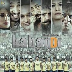 "Watch Punjabi Movie online ""Kabbadi Once Again"" : http://www.indopia.com/showtime/watch/movie/2012040151_00/kabaddi-once-again/"