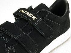 [パトリック] PATRICK OCEAN-VR BLK 525511 オーシャン ベロア ブラック