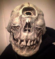 12 Masks of Halloween: #1 Cyclops Skull