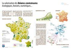 Territoires 2040 - La valorisation des biens communs écologiques, fonciers, numériques...