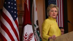 Hillary Clinton rips 'inflammatory rhetoric' from Cruz Trump after Brussels http://ift.tt/1Rhq8lz  Hillary Clinton tore into both Ted Cruz and Donald Trump on Wednesday decrying theiroffensive inflammatory rhetoric towards Muslimsas she outlined her strategy to keep America safe from terrorism in the wake of the attacks in Brussels Belgium.  In our fight against radical jihadism we have to do what actually works. One thing we know that does not work is offensive inflammatory rhetoric that…