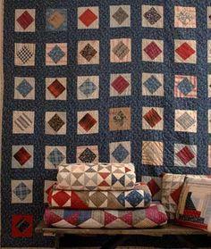 Antique Quilts……