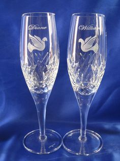 Flutes Engraved €44.00