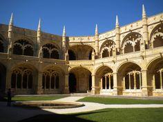 Claustro del Monasterio de los Jerónimos, Lisboa