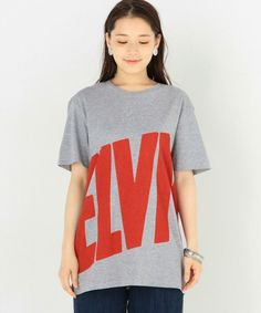 Another Edition(アナザーエディション)のELEVEN PARIS ロゴシュートスリーブT/ BCELEVEN/P LOGO SSL(Tシャツ/カットソー)|詳細画像