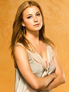 Emily VanCamp- love Revenge, it is my favorite new show- HZ