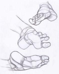 57 meilleures images du tableau dessin pied drawing lessons drawing techniques et anatomy drawing - Dessin de course a pied ...